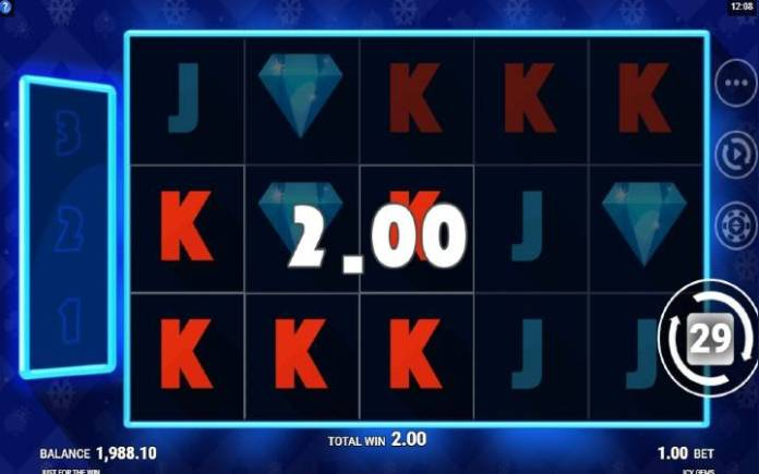Superspin-Superspin Silver-Icy Gems-online casino bonus
