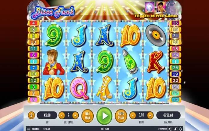 Disco Funk-habanero-osnovna igra-online casino bonus