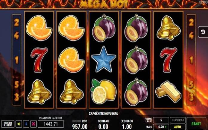 Mega Hot-fazi-osnovna igra-online casino bonus