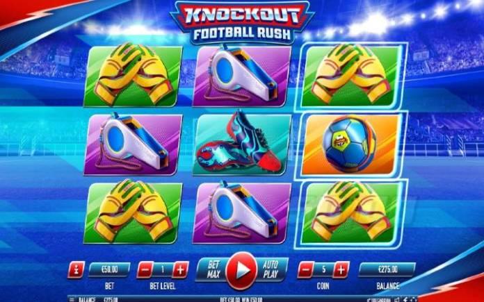 Knockout Football Rush-online casino bonus-džoker-dbitna kombinacija sa džokerom