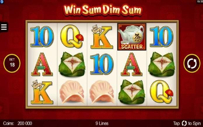 Win Sum Dim Sum-osnovna igra-kineski simboli