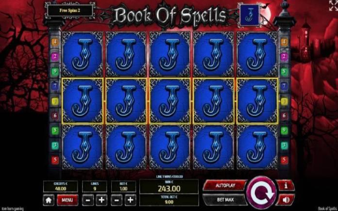 Besplatni spinovi-book of spells-tom horn-online casino bonus