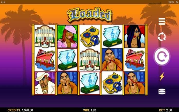 Džoker-online casino bonus-loaded-microgaming