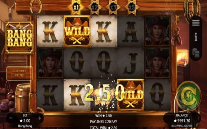 Džoker-bang bang-online casino bonus-booming games