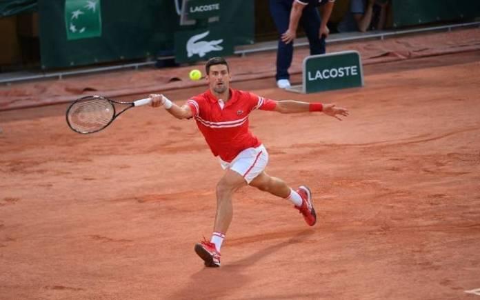 Novak Đoković-online casino bonus-Rolan Garos-Grend slem
