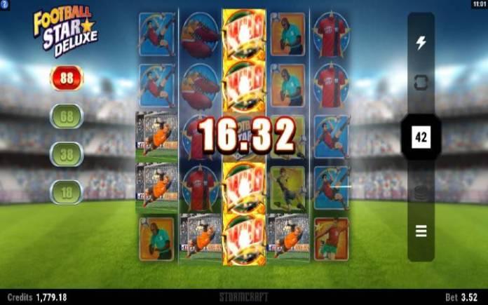 Složeni džoker-online casino bonus-Football Star Deluxe-microgaming