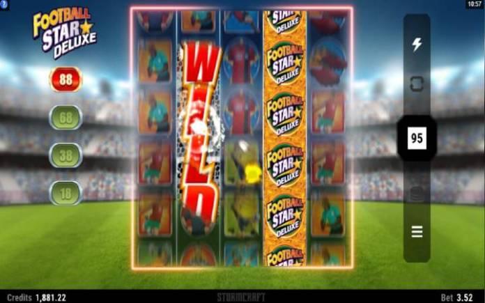 Striking Wild-online casino bonus-football star deluxe