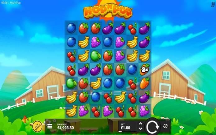 Hop n Pop-online casino bonushacksaw gaming