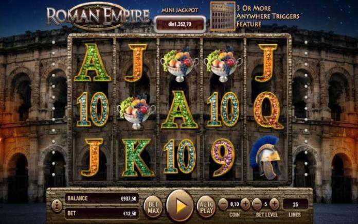 Roman Empire-online casino bonus-osnovna igra-habanero