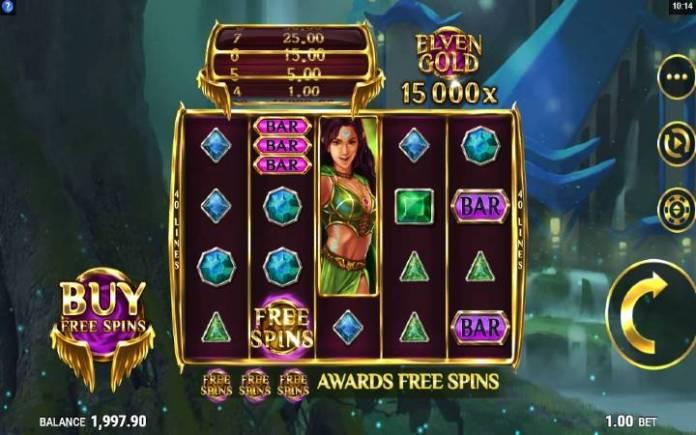 Elven Gold-online casino bonus-microgaming-osnovna igra