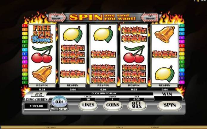 Retro Reels Extreme Heat-online casino bonus-microgaming