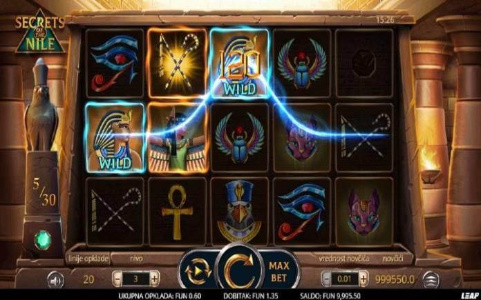 secrets of the nile-online casino bonus-leap