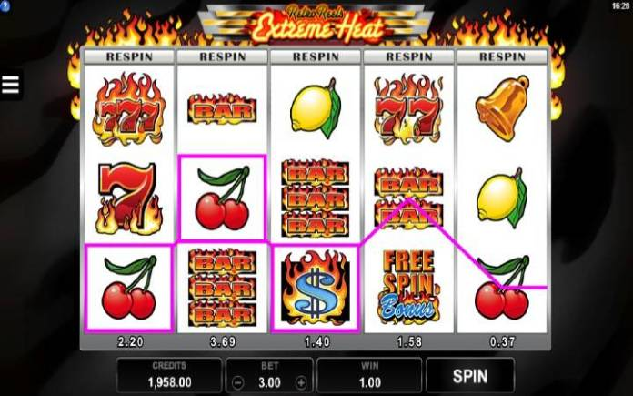 džoker-online casino bonus-Retro Reels Extreme Heat
