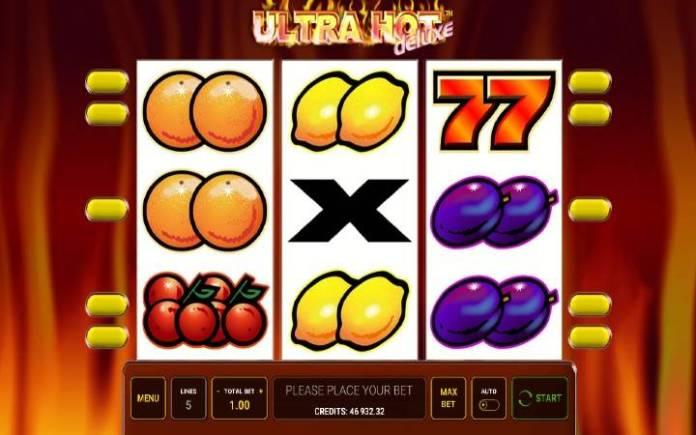 Ultra Hot Deluxe-online casino bonus-green tube casino