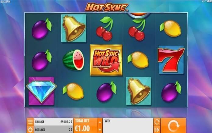 Hot Sync-online casino bonus-besplatni spinovi