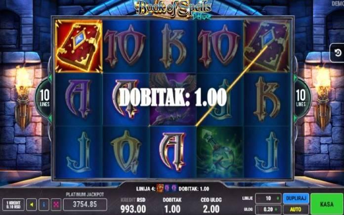 Džoker-online casino bonus-book of spells deluxe-fazi