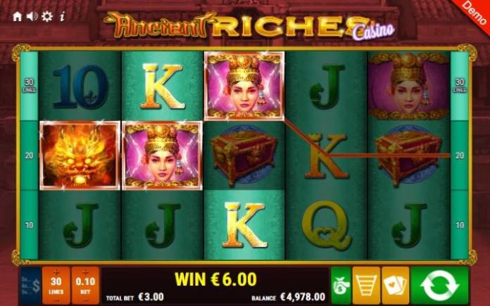 Ancient Riches Casino-džoker-online casino bonus