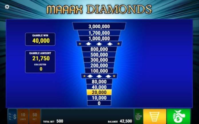 bonus kockanja-online casino bonus-maaax diamonds