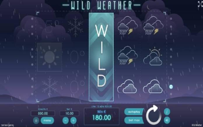 Džoker-Wild Weather-online casino bonus-tom horn