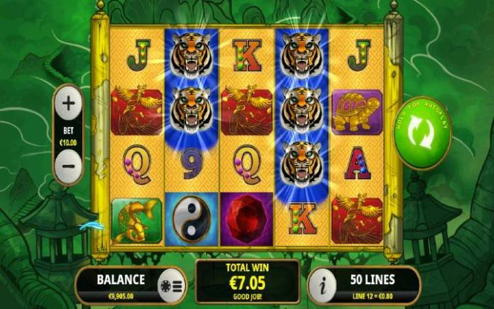 tigar-online casino bonus-ride the tiger