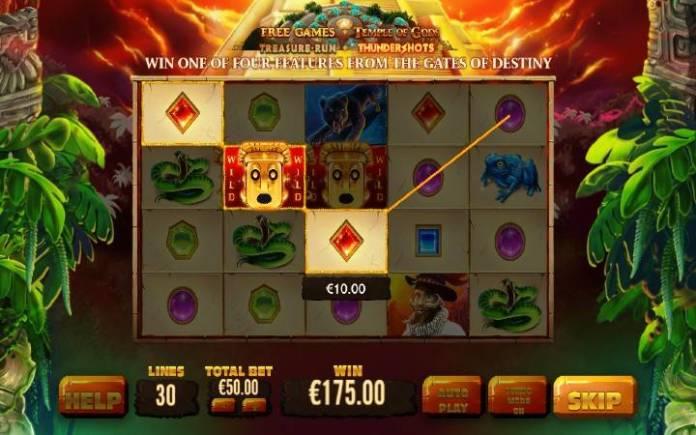 aztec expedition thunder shots-online casino bonus-džoker