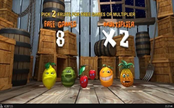 Scatter-množilac-online casino bonus-besplatni spinovi-funky fruits farm