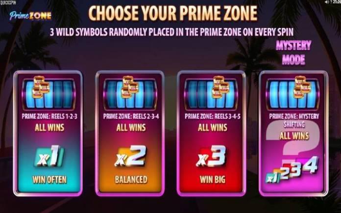 Spinovi-prime zone-quickspin