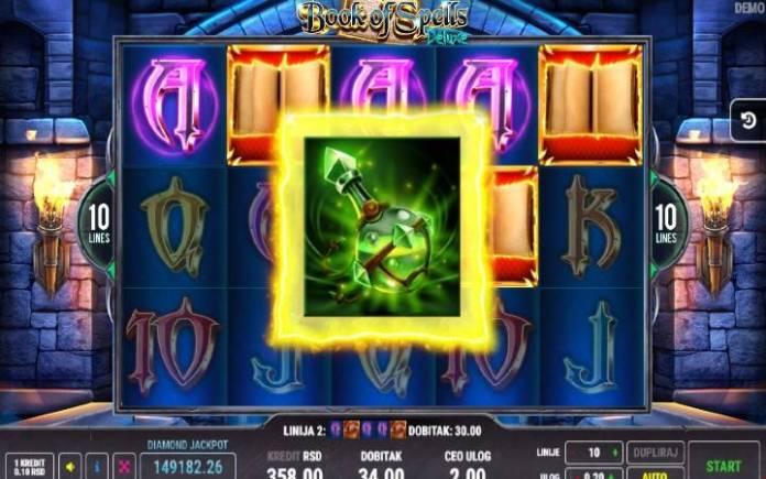 book of spells deluxe-fazi-online casino bonus