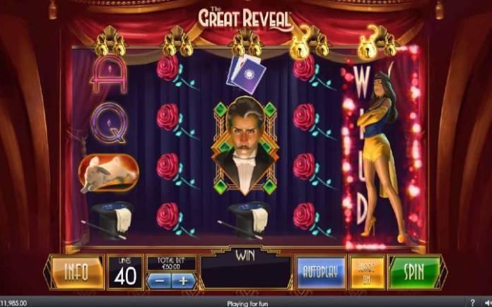 džoker-the great reveal-online casino bonus