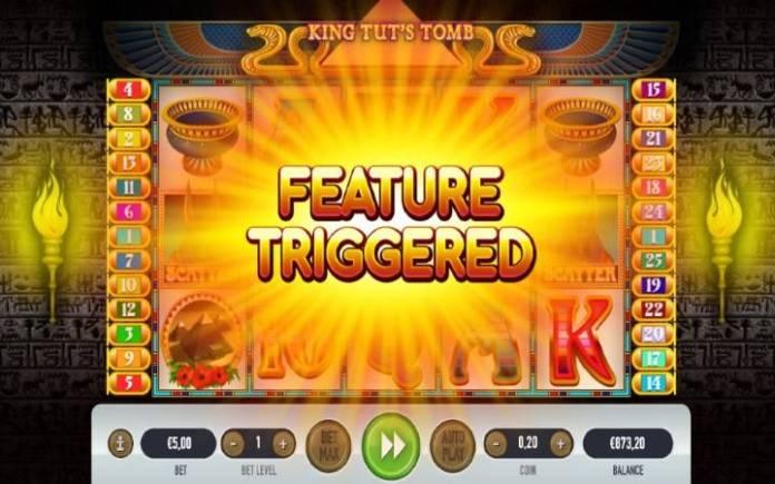 Scatter-online casino bonus-king tuts tomb-besplatni spinovi