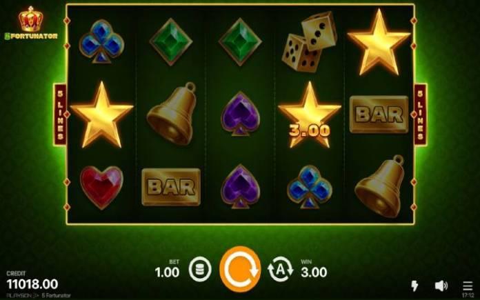 zlatna zvezda-scatter-online casino bonus 5 fortunator