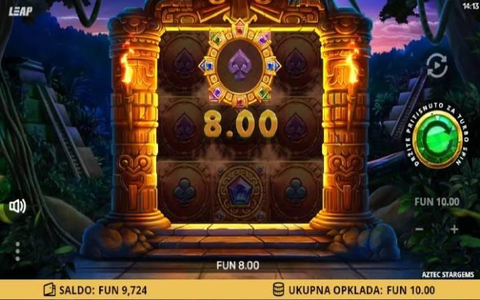 Zvezdani dragulj-aztec stargems-online casino bonus
