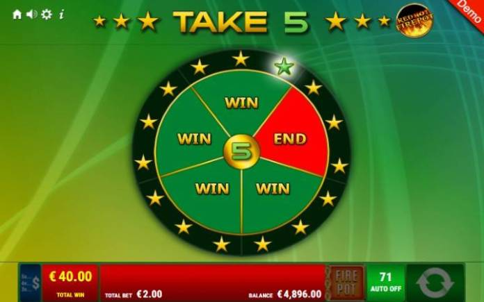 točak sreće-online casino bonus-take 5 red hot firepot