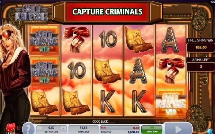Capture Criminals-online casino bonus-agent valkyrie
