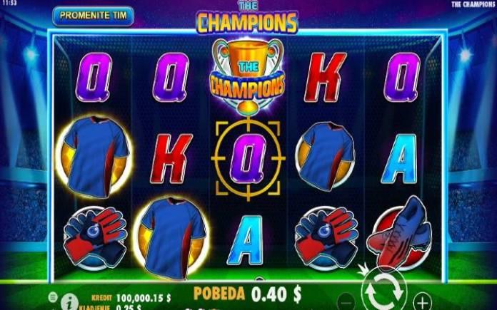 džoker-online casino bonus-the champions-pragmatic play