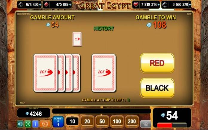 bonus kockanja-online casino bonus-the great egypt-egt