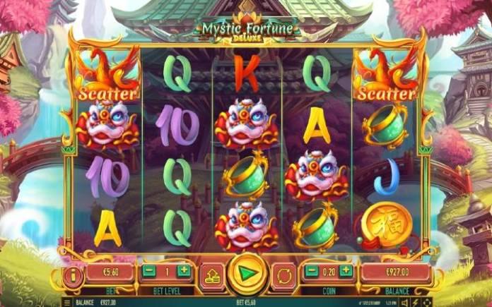 Mystic Fortune Deluxe-habaner-online casino bonus