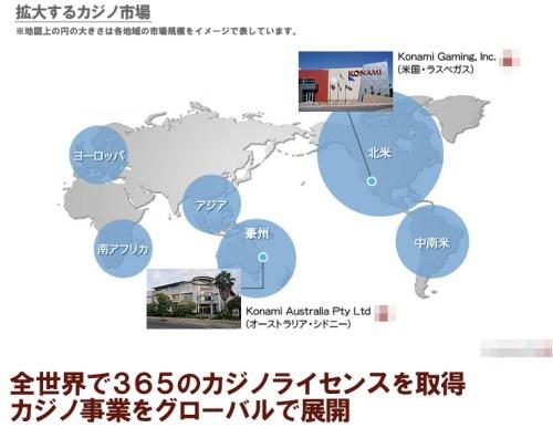 カジノ事業コナミ株式会社 2