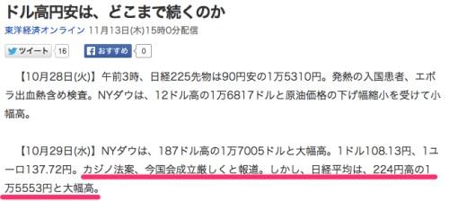 Yahoo_ニュース_-_ドル高円安は、どこまで続くのか_(東洋経済オンライン)