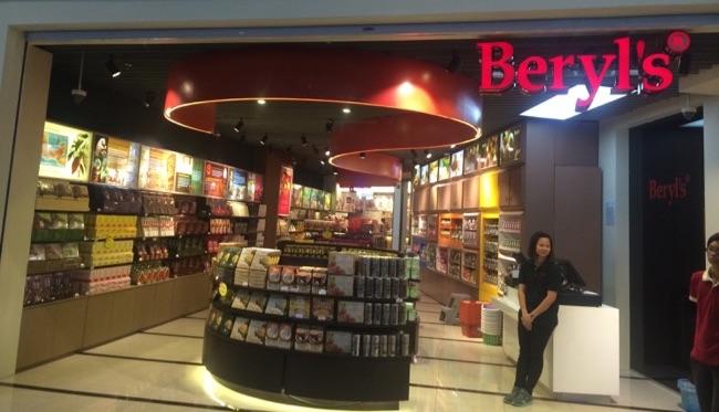ベリーズチョコレートクアラルンプール国際空港店舗