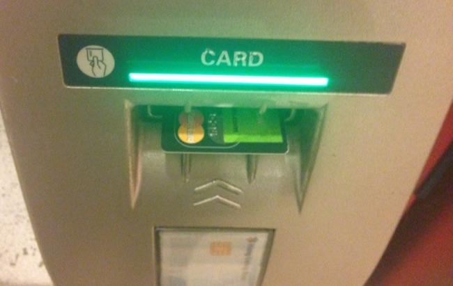 ネッテラーカード必須NetellercardATM