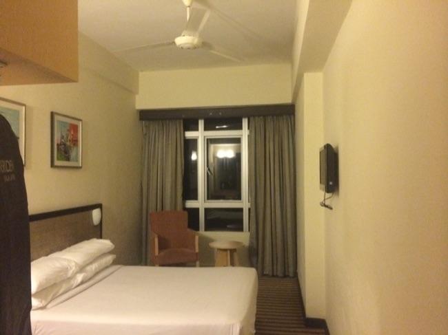 ファーストワールドホテルダブル室内写真