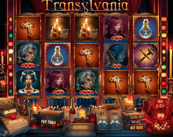 Play Transylvania FREE Slot | Pragmatic Play Casino Slots ...