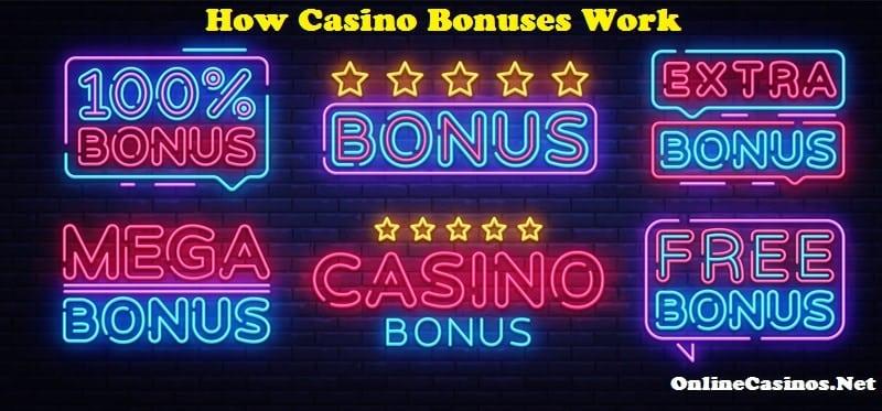 Types of Casiino Bonuses