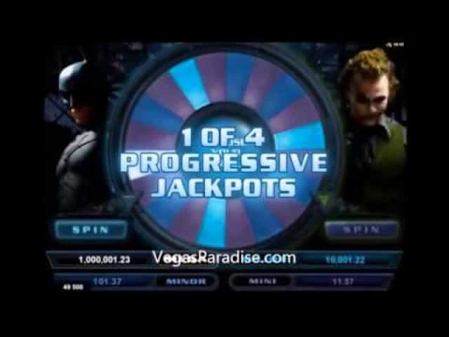 Vegas Paradise Online Casino Video 1