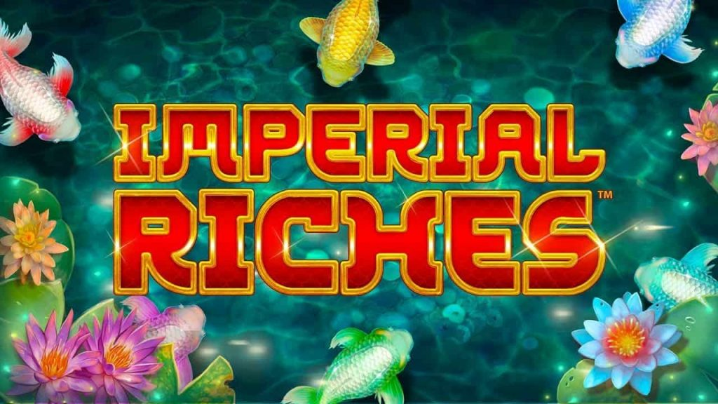 Imperial Riches Online Slot Machine Video