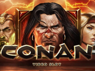 Conan Slot Machine Video