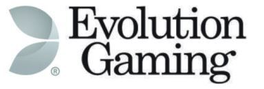 Evolution Gaming Logo Sign