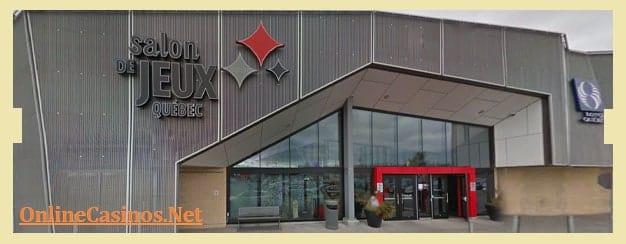 Casino Salon de Jeux de Quebec View