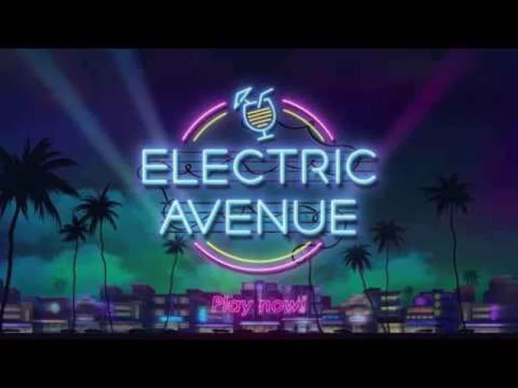 Electric Avenue Online Slot machine Video